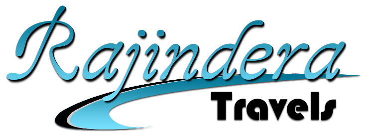 Rajindera Travels Logo